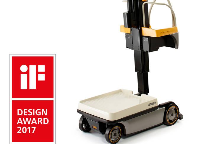 Crown alcanza un hito histórico con los últimos premios al diseño