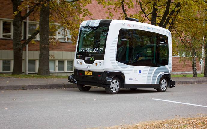 Alstom invierte en EasyMile, desarrollo de microbuses eléctricos y autónomos