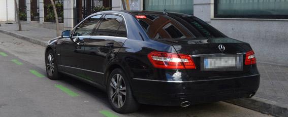 El Gobierno crea medidas adicionales para arrendamiento de vehículos con conductor (VTC)