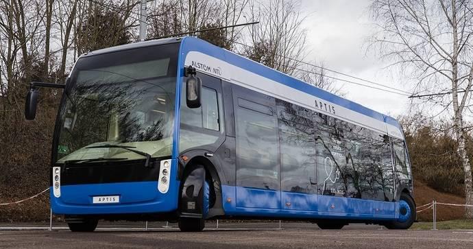 La combinación Siemens Alstom progresa adecuadamente