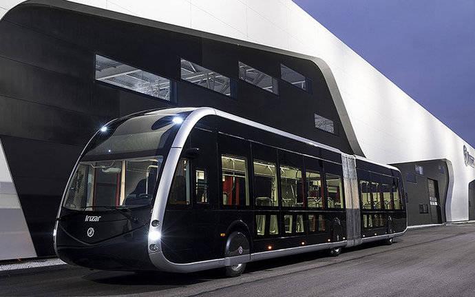 Irizar celebra sus 130 años de existencia en la feria Busworld