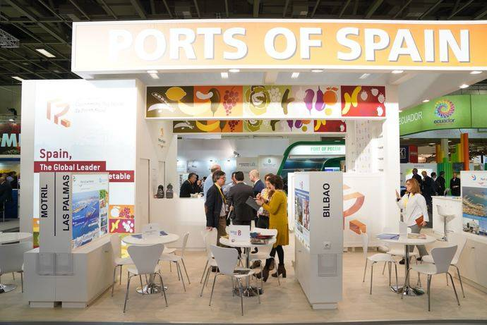 España promociona los servicios de sus puertos para productos hortofrutícolas