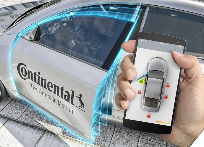 Continuamente conectado, Continental da forma al futuro de la movilidad