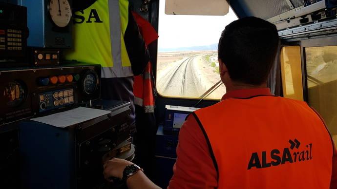 Centro Formación Ferroviaria Alsa impartirá primer curso maquinistas