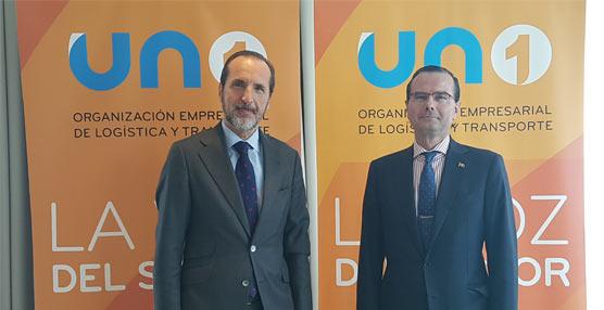 Uno y Arola sellan una alianza estratégica para impulsar la aduana en España