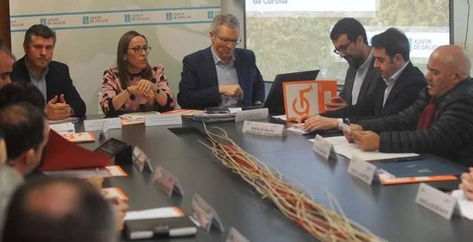 Xunta convoca a ayuntamientos y diputaciones a reuniones del Plan de Transporte
