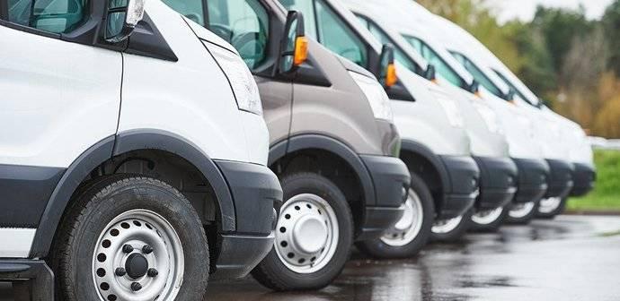 Los vehículos comerciales ligeros crecen un 11% en el mes de junio y en el primer semestre del año