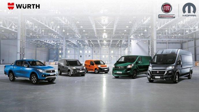 Fiat Professional regala la mejor protección para el espacio de carga