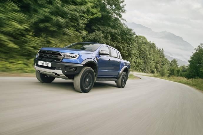 Ford presenta su pickup en el evento de videojuegos más importante de Europa