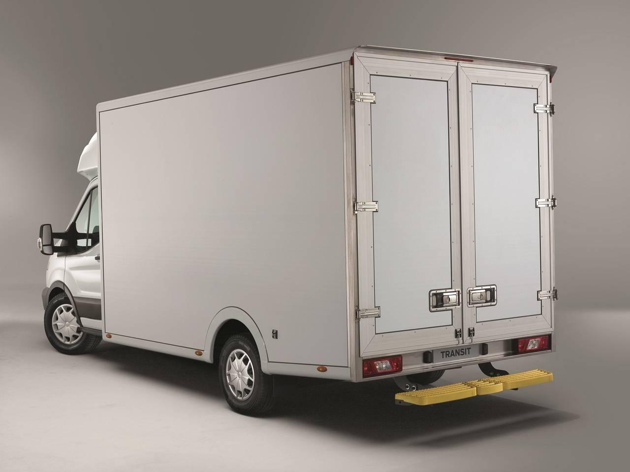 Llega la nueva Ford Transit Chasis cabina de piso bajo