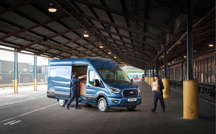 La Nueva Ford Transit aumenta la productividad de las empresas
