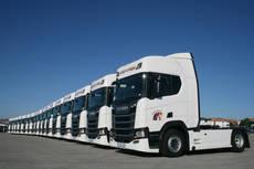 José Hernández Quijada incorpora 17 vehículos nuevos