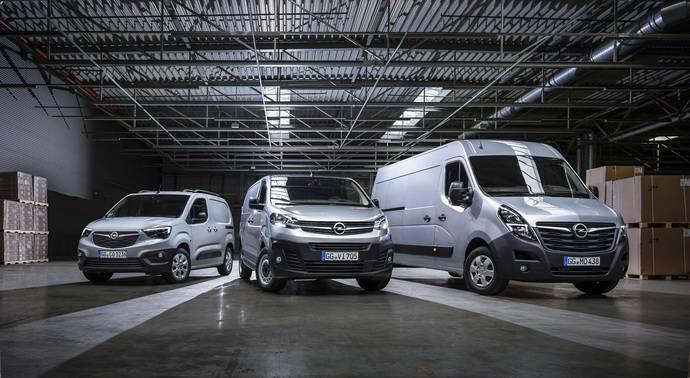 120 años de producir comerciales, Opel Combo y nuevos modelos continúan con una rica tradición