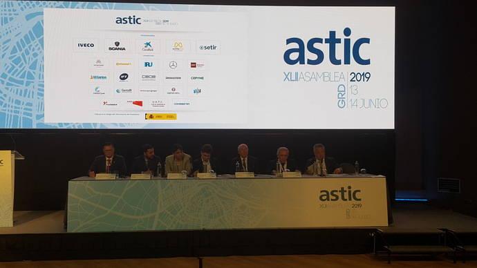 Astic reclama de nuevo el reconocimiento al Transporte por carretera