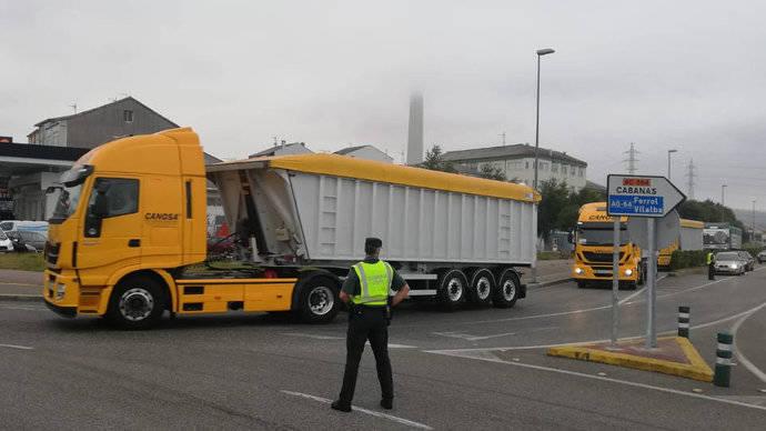 Transportistas gallegos comienzan una ronda de encuentros con los grupos políticos