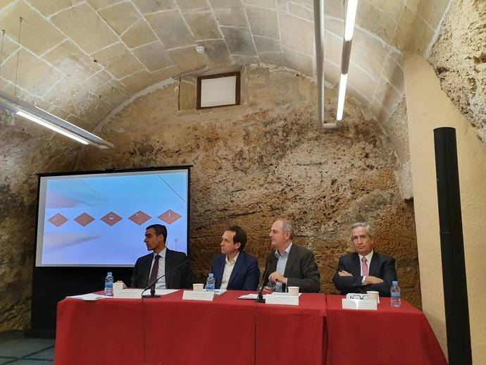Baleares presenta la adjudicación del lote dos al Grupo Ruiz
