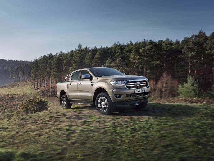 Ford ha presentado el nuevo pickup Ford Ranger.
