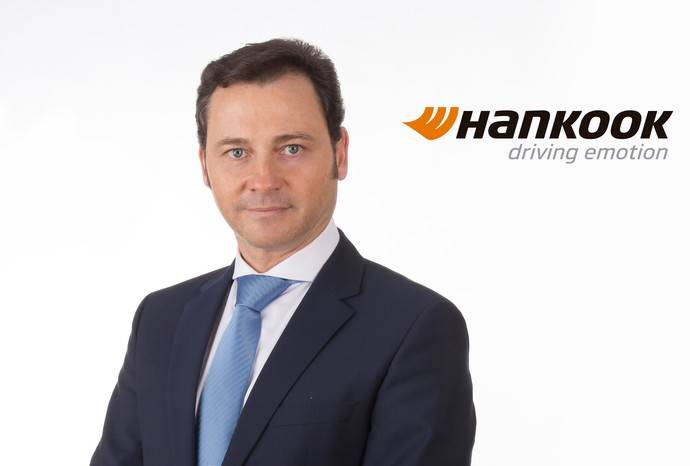 Hankook nombra a Raúl Gutiérrez nuevo director de Ventas y Marketing