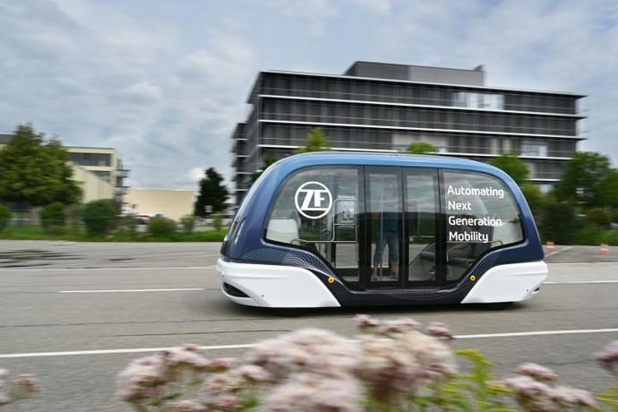 Lanzaderas autónomas: la movilidad inteligente para el futuro