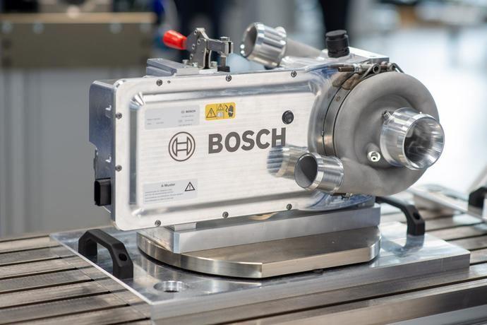 Bosch, suministrador de componentes de pila para Cellcentric