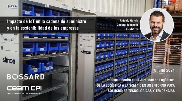 """""""El IoT tiene un impacto en la cadena de suministro y en la sostenibilidad"""""""