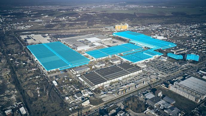 Ford fabricará un nuevo comercial ligero en Rumanía en 2023, 100% eléctrico