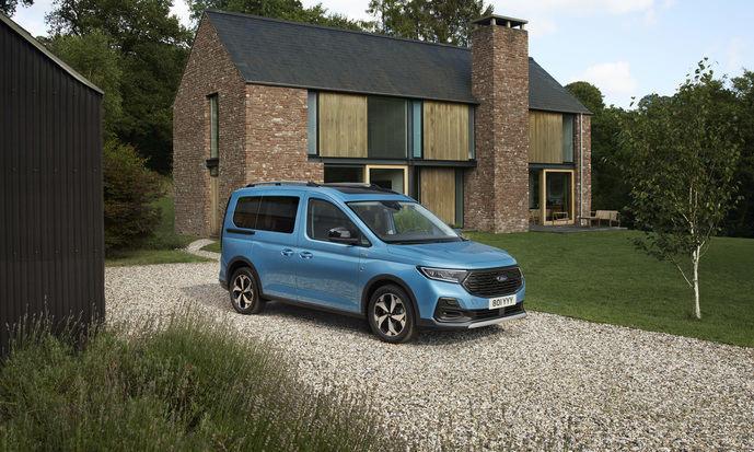 Ford presenta el nuevo Tourneo Connect, un vehículo multiactividad