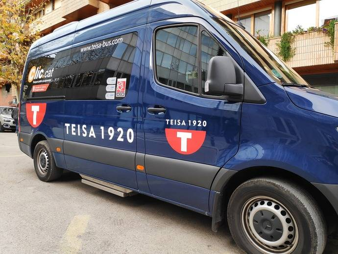Clic.cat, nuevo transporte público a demanda en Girona, con éxito
