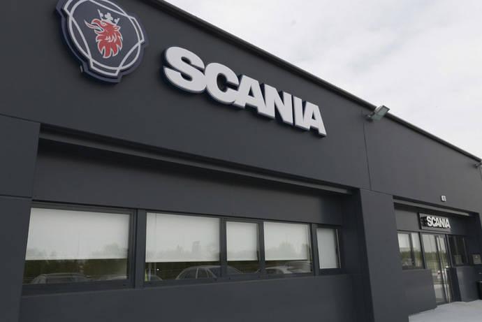 Scania amplía sus instalaciones en Asturias