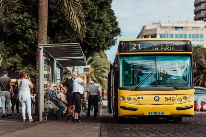 Guaguas pulveriza registros, y aumenta 1,4 millones de viajeros en el primer semestre de 2019
