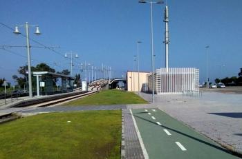 Finalizan las obras de la nueva estación intermodal de San Fernando