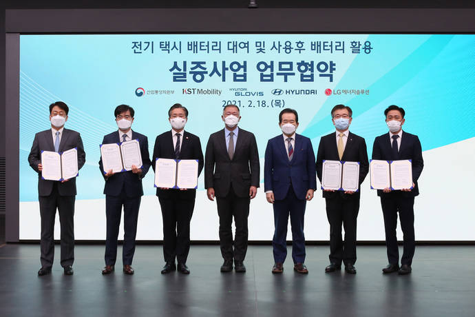 Hyundai Motor: alquiler de baterías de EV para fomentar el ecosistema