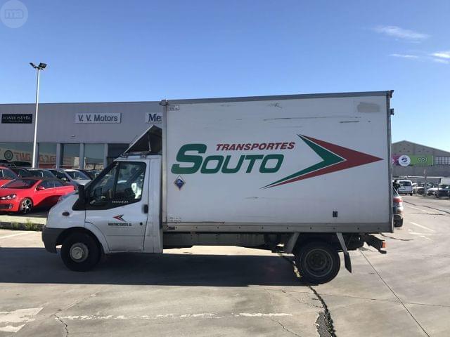 Transportes Souto presenta su solicitud de concurso de acreedores