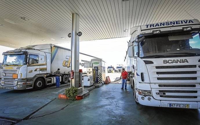 La subida del impuesto al diésel afectaría a un tercio de los transportistas