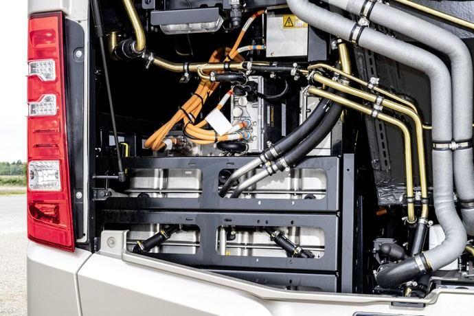 La segunda vida de la batería del Mercedes-Benz eCitaro, ayudan a la sostenibilidad