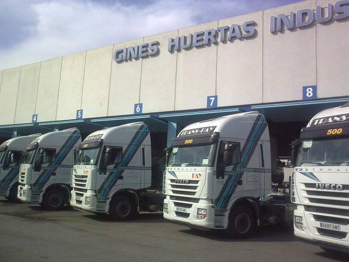 La venta de camiones acumula un crecimiento del 40,5%