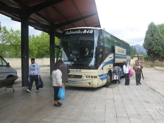 Convenio mejora el transporte en autocar en Palencia