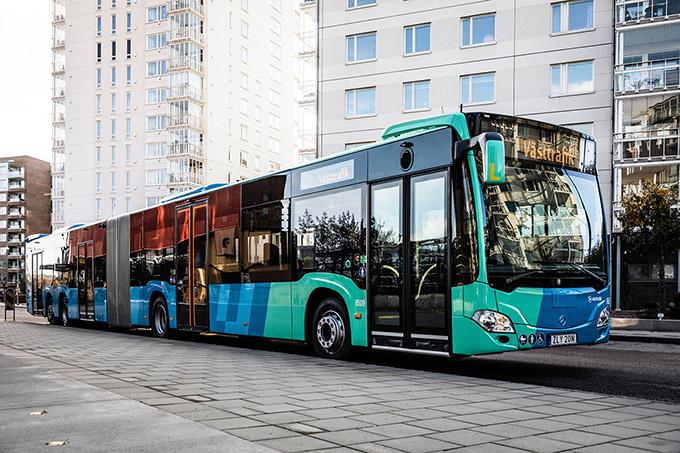 Mercedes-Benz entregará 23 CapaCity L para el área metropolitana de Gotemburgo