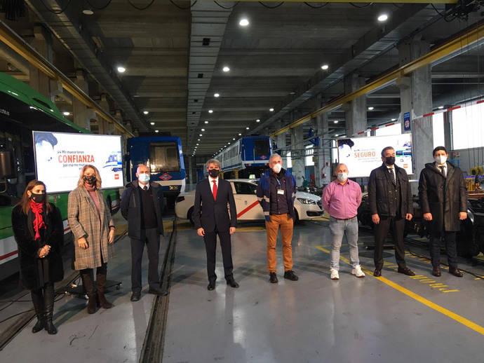 La Comunidad de Madrid confía en una recuperación de viajeros en 2021