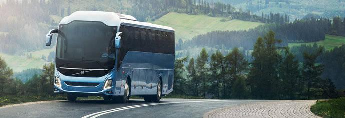 Volvo Buses destaca en Busworld con el Volvo 9700