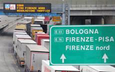 Incertidumbre entre los transportistas que viajan a Italia por el Coronavirus