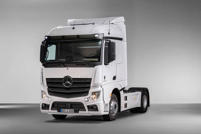 Daimler Truck & Bus despliega una gran cantidad de novedades