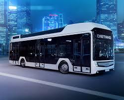 TMB adquiere a Caetano los primeros ocho autobuses de hidrógeno de emisión cero