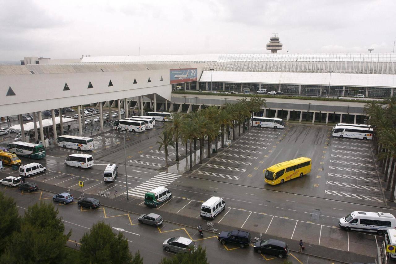 Febt satisfecha con las obras de mejora de viales en aeropuerto de palma nexotrans - Busco trabajo en palma de mallorca ...