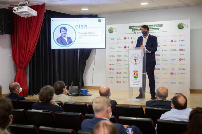 Alsa se suma al movimiento Smart Green 2020 de LG