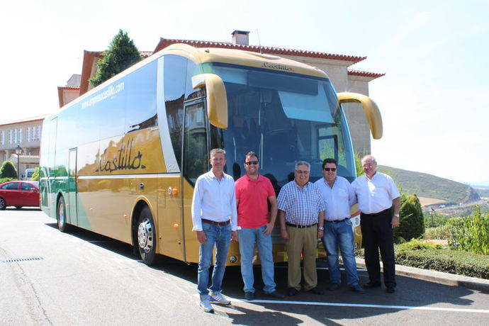 Autocares Jaén incorpora a su flota una unidad del modelo Stellae