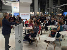 Presentación del producto de Wtransnet en SIL 2016