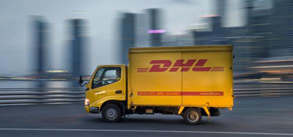 Dhl parcel inicia oficialmente su actividad en espa a y for Dhl madrid oficinas