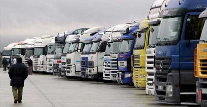 Los transportistas deben comunicar a la Agencia Tributaria sus km antes del 31 de Marzo