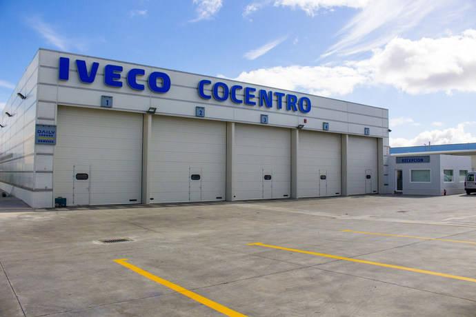 Cocentro asume la representación de Iveco en Badajoz